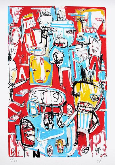 Tec serigrafia - 2 Minutos - 2014